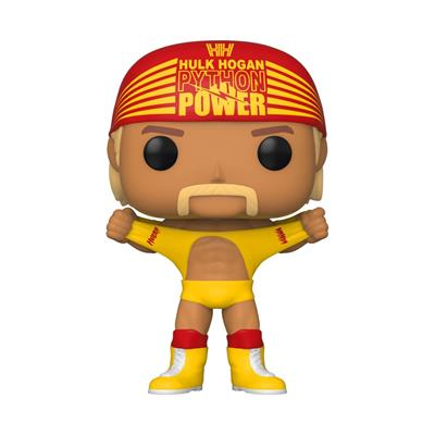 Funko Pop! Wrestling Hulk Hogan (Walmart) Icon