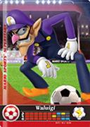 Amiibo Cards Mario Sports Superstars Waluigi - Soccer