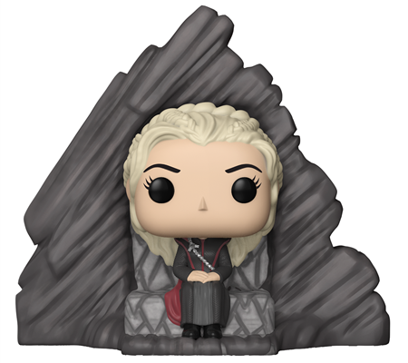 Funko Pop! Game of Thrones Daenerys Targaryen on Dragonstone Throne