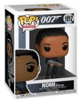 Funko Pop! Movies Nomi From No Time To Die Stock