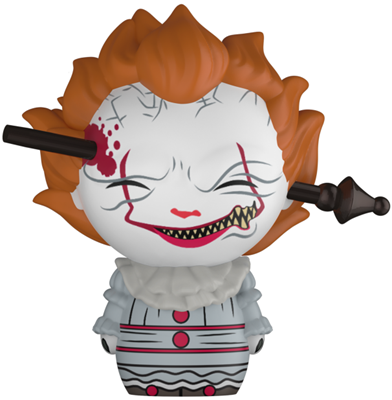 Dorbz Horror Pennywise (w/ Wrought Iron)