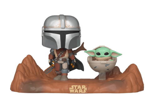 Funko Pop! Star Wars The Mandalorian and The Child