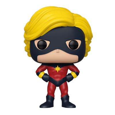 Funko Pop! Marvel Captain Mar-Vell (First Appearance)