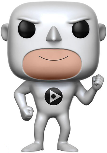 Funko Pop! Movies Gru (Spy) - CHASE