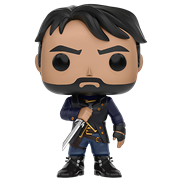 Funko Pop! Games Corvo (Dishonored 2) (Unmasked)