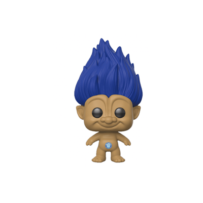 Funko Pop! Trolls Blue Troll (Barnes & Nobles) Icon
