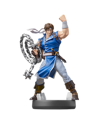 Amiibo Super Smash Bros. Richter Icon