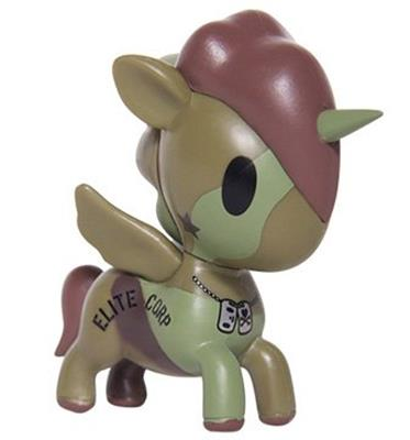 Tokidoki Unicorno Series 2 Sergeant Rumble Icon