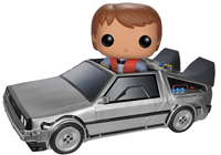 Funko Pop! Rides Time Machine