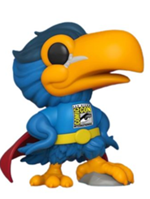 Funko Pop! Ad Icons Toucan (Cape)