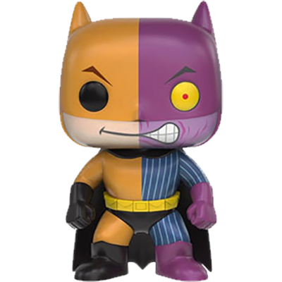 Funko Pop! Heroes Two-Face (Impopster) Icon