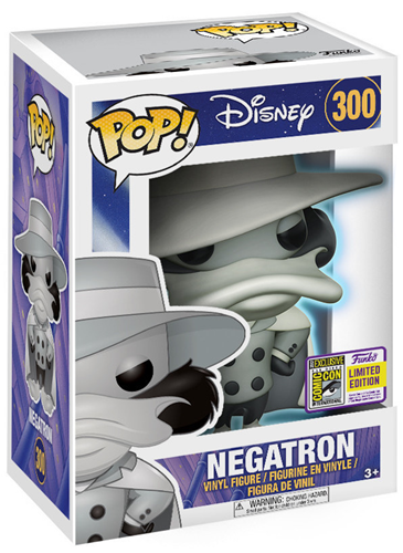 Funko Pop! Disney Negatron Stock