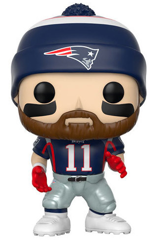 Funko Pop! Football Julian Edelman