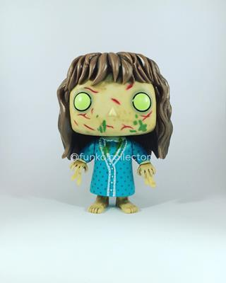 Funko Pop! Movies Regan (The Exorcist) funko.collectors on instagram.com