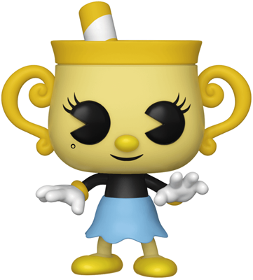 Funko Pop! Games Ms. Chalice