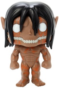 Funko Pop! Animation Eren Jaeger (Titan Form) - Rage