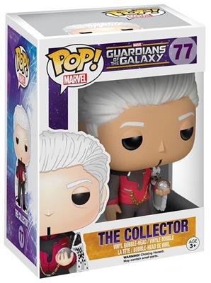 Funko Pop! Marvel The Collector Stock