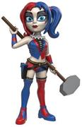 Rock Candy Heroes Harley Quinn (Red/Blue)