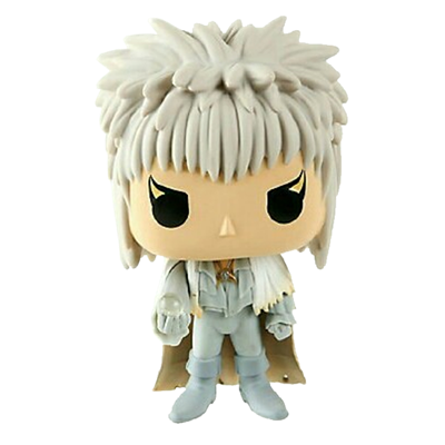 Funko Pop! Movies Jareth (White Outfit) Icon