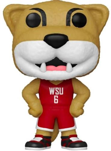 Funko Pop! College Mascots Butch T Cougar