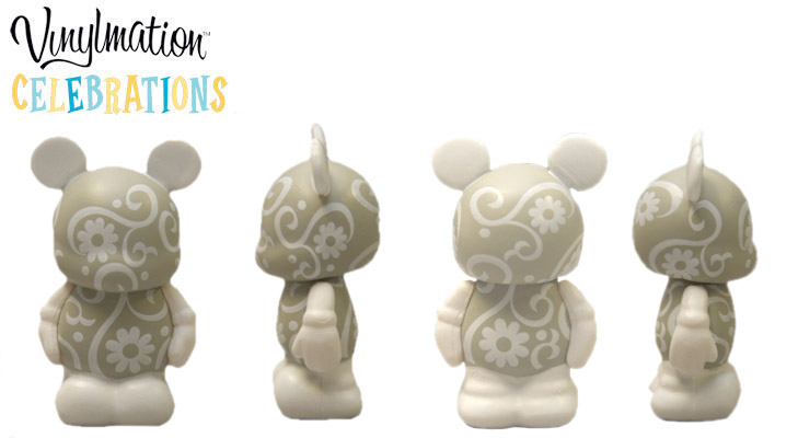Vinylmation Open And Misc Celebrations Jr Fancy Lace