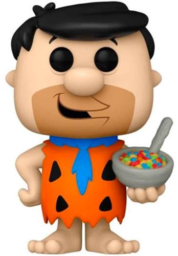 Funko Pop! Icons Fred Flintstone with Fruity Pebbles Icon