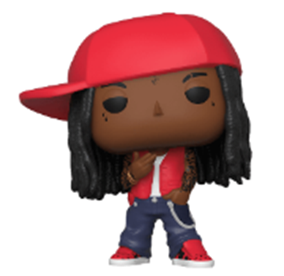 Funko Pop! Rocks Lil Wayne