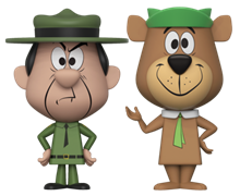 Vynl All Ranger Smith + Yogi Bear