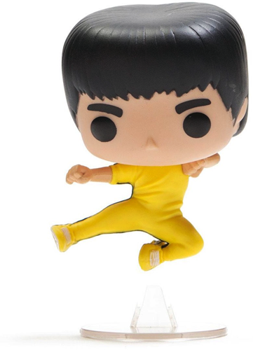 Funko Pop! Movies Bruce Lee (Game of Death) - Fighting Icon