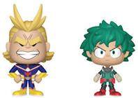 Vynl All All Might + Deku