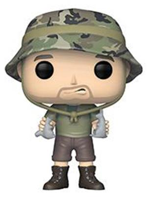 Funko Pop! Movies Carl Spackler Icon