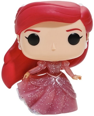 Funko Pop! Disney Ariel (Dancing) - Translucent