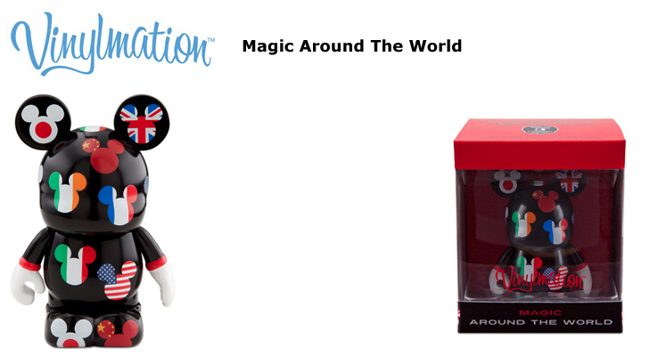 Vinylmation Open And Misc City Magic Around The World