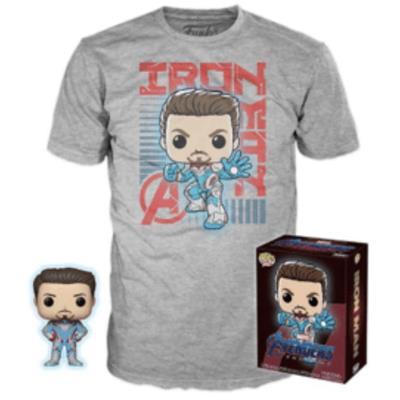 Funko Pop! Marvel Tony Stark (Glow)