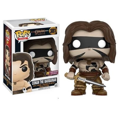 Funko Pop! Movies Conan the Barbarian (War Paint) Stock