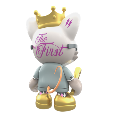 Superplastic Vinyl Toys King Janky the First Stock