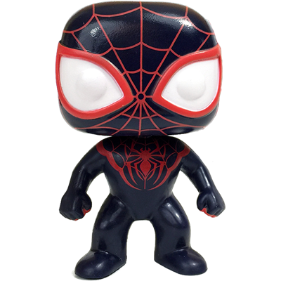 Funko Pop! Marvel Spider-Man (Miles Morales)
