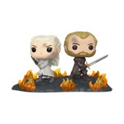 Funko Pop! Game of Thrones Daenerys and Jorah with swords