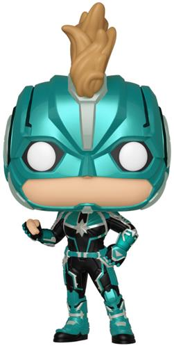 Funko Pop! Marvel Vers (Masked) Icon