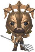 Funko Pop! Heroes Arthur Curry (Gladiator)