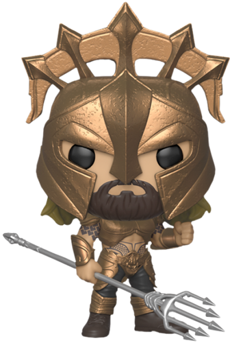 Funko Pop! Heroes Arthur Curry (Gladiator) Icon