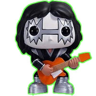 Funko Pop! Rocks KISS - The Spaceman (Glow in the Dark)
