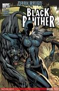 Marvel Comics Black Panther (2008 - 2010) Black Panther (2008) #1