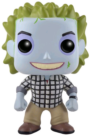 Funko Pop! Movies Beetlejuice (Plaid Shirt) Icon