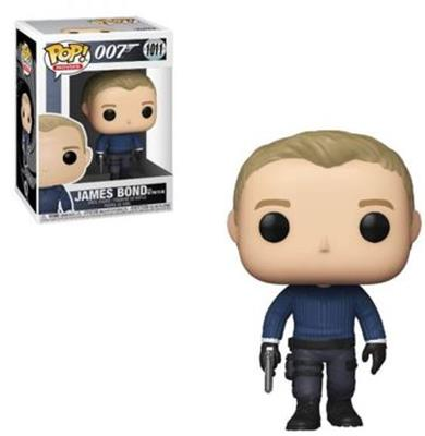 Funko Pop! Movies James Bond From No Time to Die