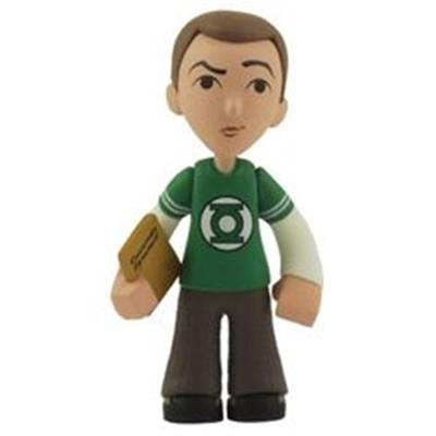 Mystery Minis Big Bang Theory Green Lantern Sheldon