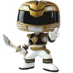 White Ranger (Action Pose)