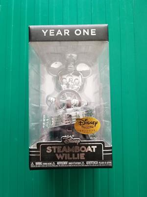 Funko Pop! Disney Steamboat Willie Stock Thumb