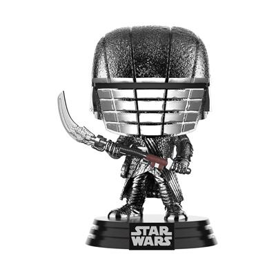 Funko Pop! Star Wars Knight of Ren (Scythe) (Hematite Chrome)