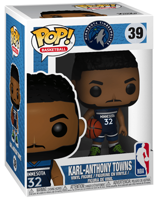 Funko Pop! Sports Karl-Anthony Towns Stock